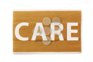 Band aid strip care text - Popular Stock Photos