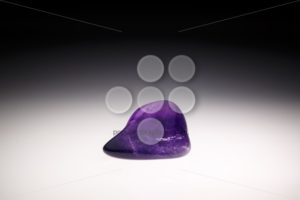 Beautiful amethyst spotlight - Popular Stock Photos