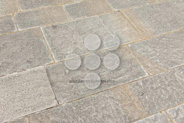 Big stone paved street - Popular Stock Photos