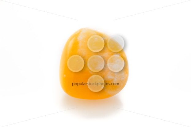Bright orange calcite – Popular Stock Photos