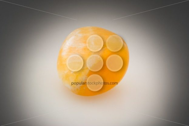 Bright orange calcite gray – Popular Stock Photos