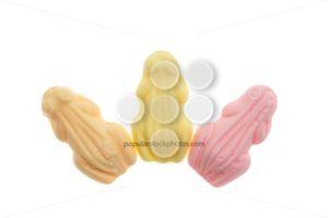 Colorful pattern sweets frogs Sinterklaas - Popular Stock Photos