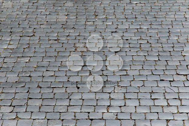 Gray street stones - Popular Stock Photos