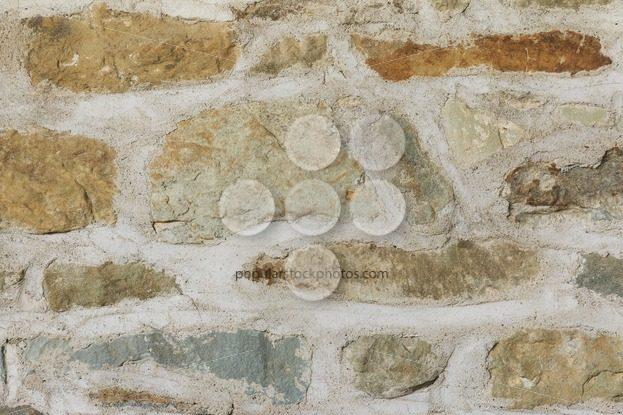 Medieval brick wall close up - Popular Stock Photos