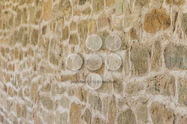 Medieval wall monastery Italy - Popular Stock Photos