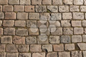 Old cobbled street background - Popular Stock Photos