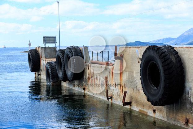 Old ferry dock Norway, Europe – Popular Stock Photos