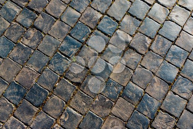 Old street stones pattern - Popular Stock Photos