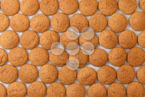 Pattern pepernoten, ginger nuts Sinterklaas - Popular Stock Photos