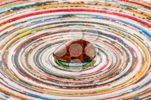 Pietersite on colorful surface - Popular Stock Photos