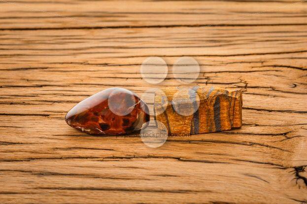 Pietersite tiger eye gemstone – Popular Stock Photos
