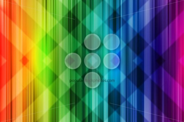 Rainbow background colorful intersect pattern – Popular Stock Photos