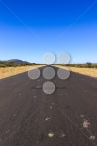 Road to nowhere Namibia Africa - Popular Stock Photos