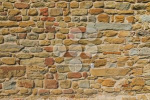 Rough old brick wall - Popular Stock Photos