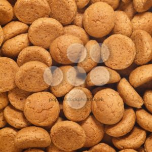 Square of pepernoten, ginger nuts Sinterklaas - Popular Stock Photos