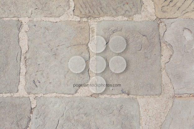 Stone and cement boulevard street - Popular Stock Photos