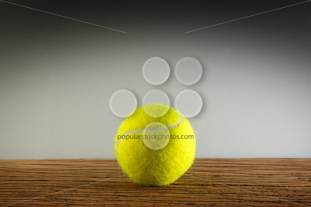 Tennisball wood shadow light – Popular Stock Photos
