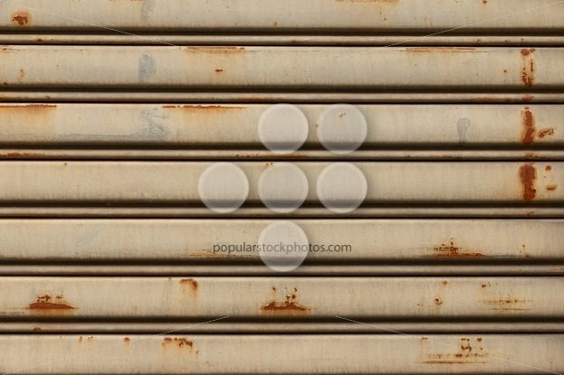 Vintage and grunge iron sliding door - Popular Stock Photos