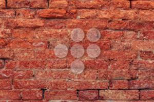 Vintage red brick wall close up - Popular Stock Photos