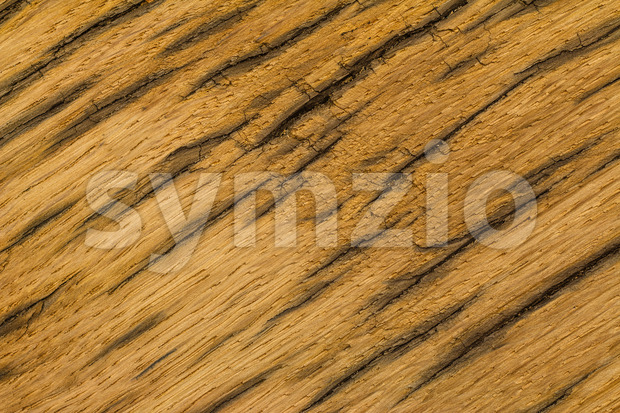 Texture very old oak wood Stock Photo