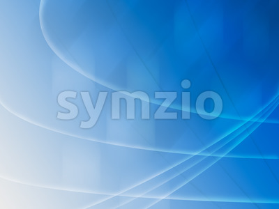 Abstract background lines blue Stock Photo