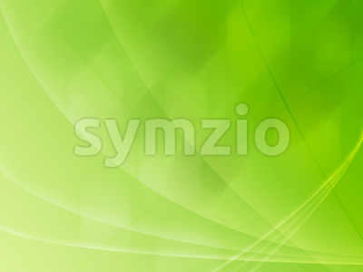 Abstract background lines apple green Stock Photo