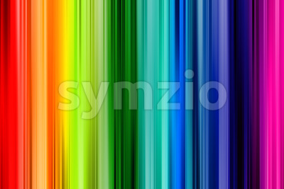 Rainbow background colorful straight design Stock Photo