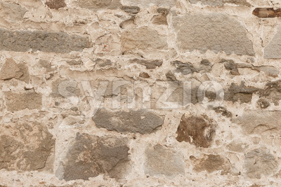 Cement stone construction Stock Photo