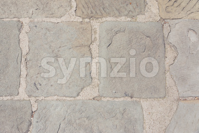 Stone and cement boulevard street Stock Photo
