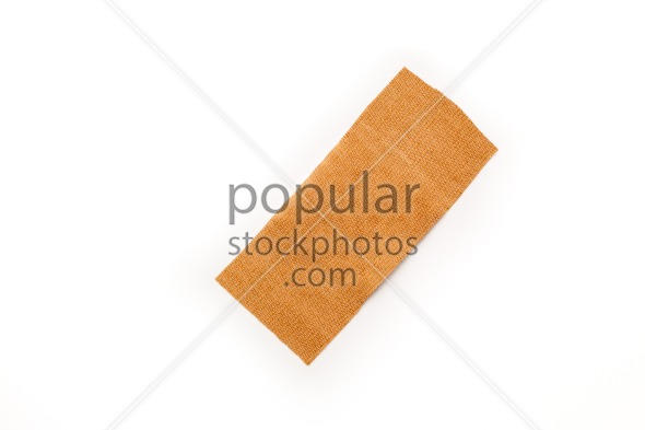 Band aid isolated white